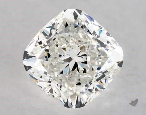 Crushed-Ice Cushion Cut Diamond Look (James Allen 10685330)