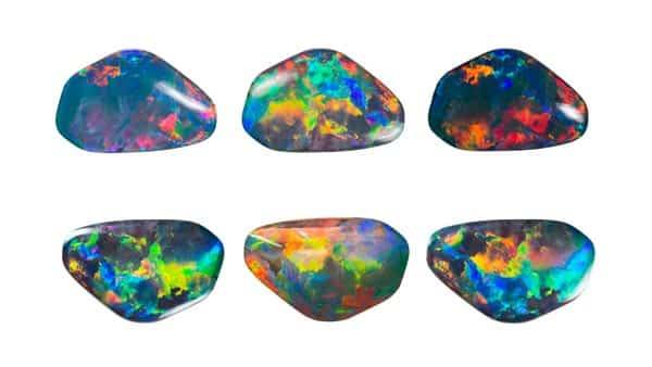 Comparing Between Different Patterns of Opals