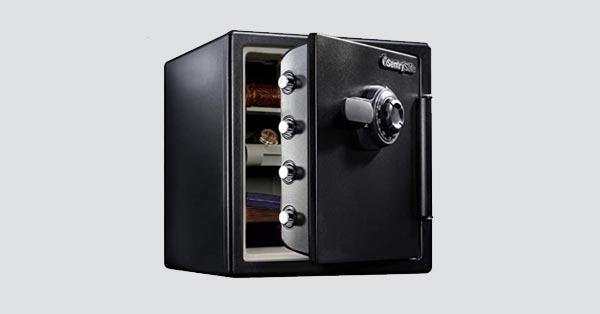 Jewelry Safe - SentrySafe